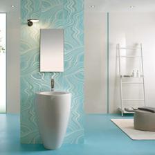Obklad, který by se mi líbil do menší koupelny, jen blanco...ale STRAŠNĚ drahé..kdyby jste objevili něco podobného, za dobrou cenu, PIŠTE:)