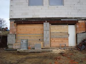 fešná garážová vrata:)