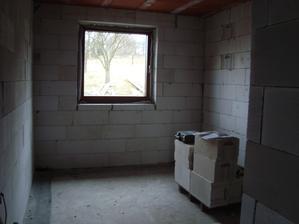 dětský pokojík, není velký, ale vše potřebné se tam vleze:)