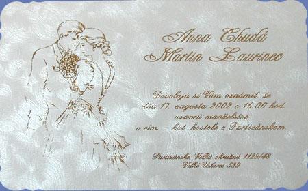 Svadobné prípravy - Obrázok č. 34