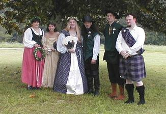 svadba pod sirim nebom..moj sen!