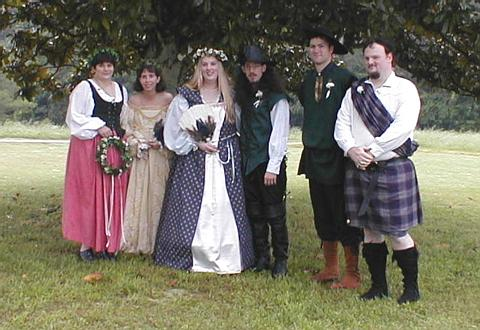 SVADBA A VKUS - svadba pod sirim nebom..moj sen!