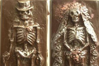 cokoladky pre hosti