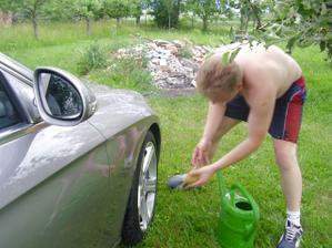 vyšperkovat auta