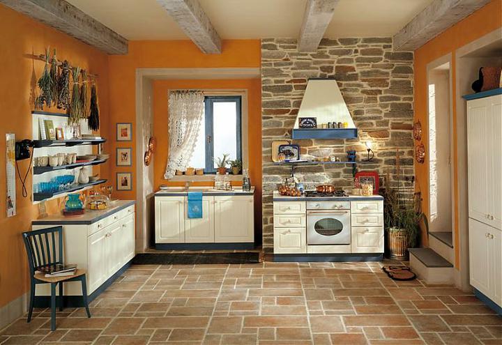 Inšpirácie - kuchyne - provensalska... nadhera