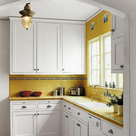 Inšpirácie - kuchyne - minikuchyna