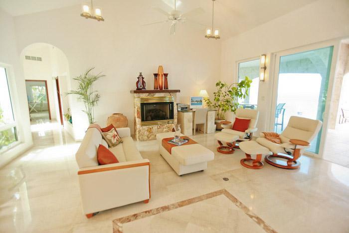 Obývací pokoj s kuchyní a jídelnou - Obrázek č. 46