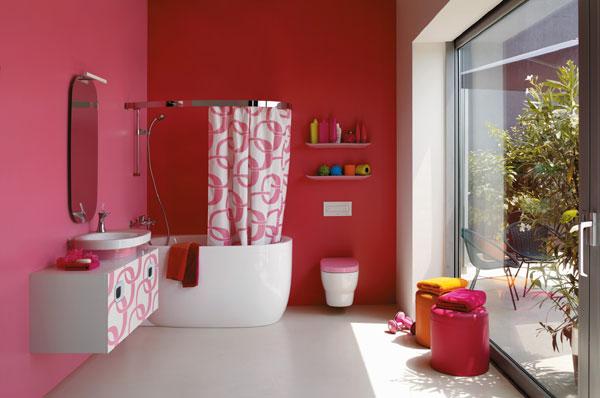 Kúpeľňa - inšpirácie - laufen