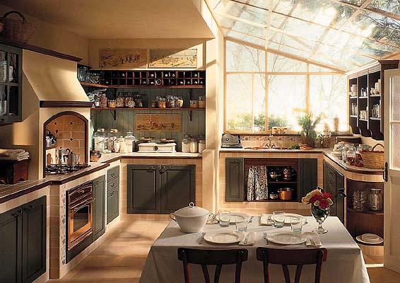 Zděné kuchyně - Obrázek č. 2