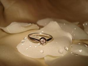 Môj diamantíkový snubný...