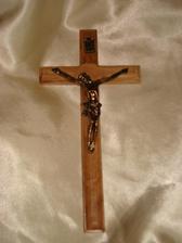 Krížik na cirkevný sobáš.Spoločný výber :-)