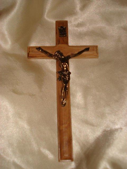 07.07.07 o 17.00 - Krížik na cirkevný sobáš.Spoločný výber :-)