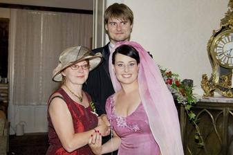 Liisa, Iva, Martin