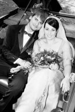 Novomanželé FALKOVI :-)