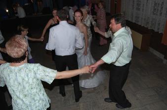 redovy tanec