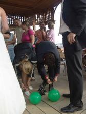 Start - Svatební stezka 2005