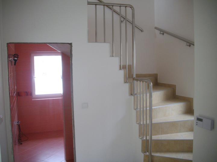 Inšpirácie - antikorové zábradlia - točené schodisko