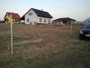 Zameranie pozemku a stavby 3/2012