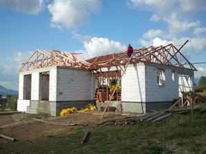 robí sa krov