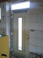 Vchodové dvere z vnútra