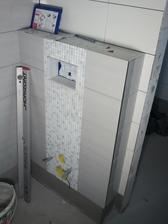 kúpelňa v procese:-)