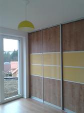 detskú izbu č.1 ladíme do žlta:-)