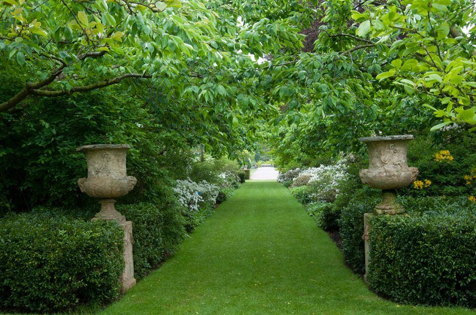 Umění zahradnické - moje milovaná zahradní architektura - Obrázek č. 35