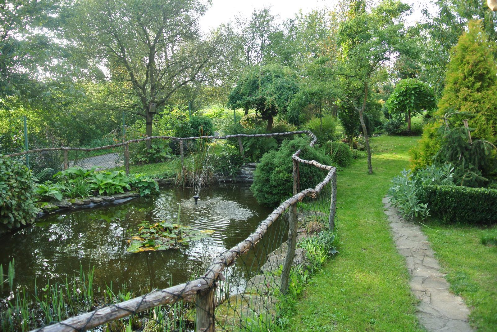 """Okrasná zahrada - můj malý """"ráj"""" - Obrázek č. 21"""