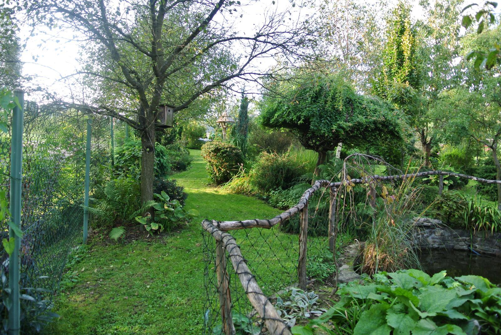 """Okrasná zahrada - můj malý """"ráj"""" - Obrázek č. 24"""