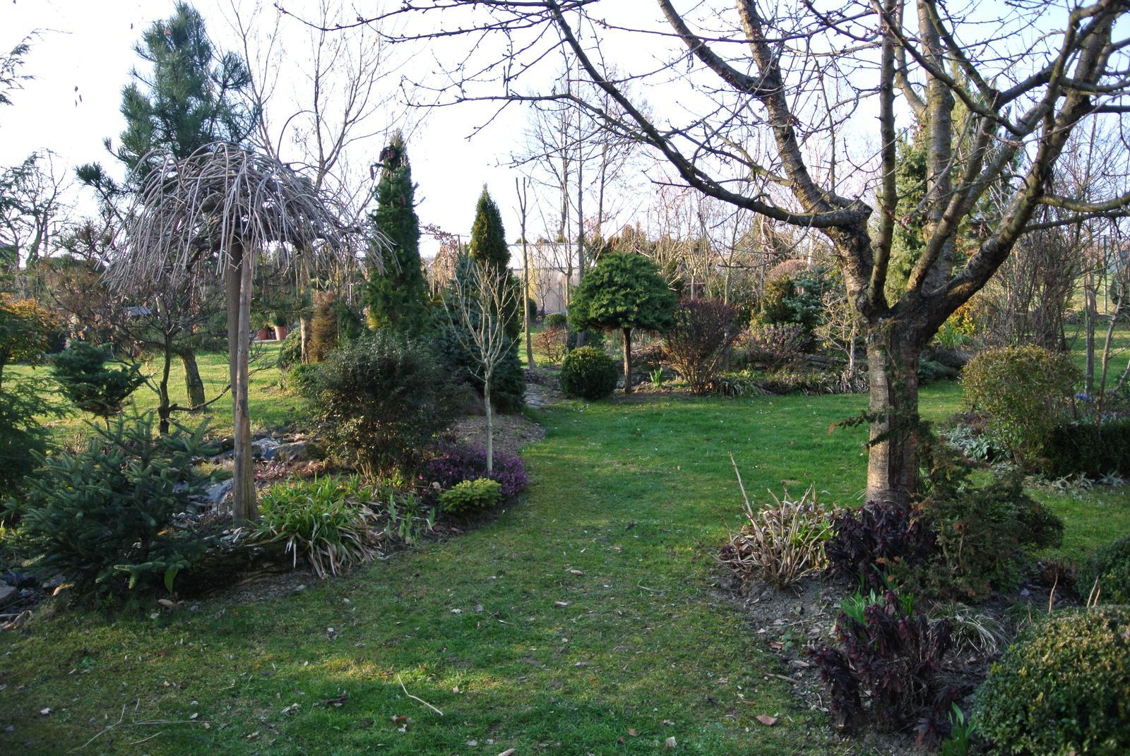 """Okrasná zahrada - můj malý """"ráj"""" - Obrázek č. 32"""