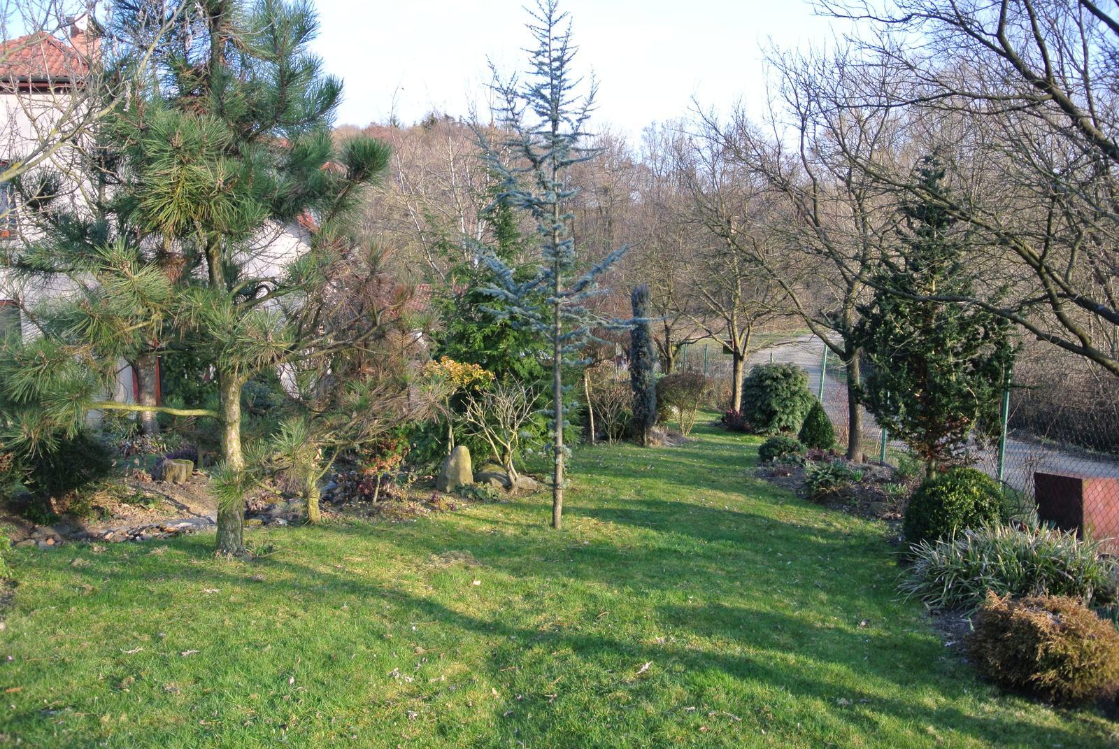"""Okrasná zahrada - můj malý """"ráj"""" - Obrázek č. 34"""