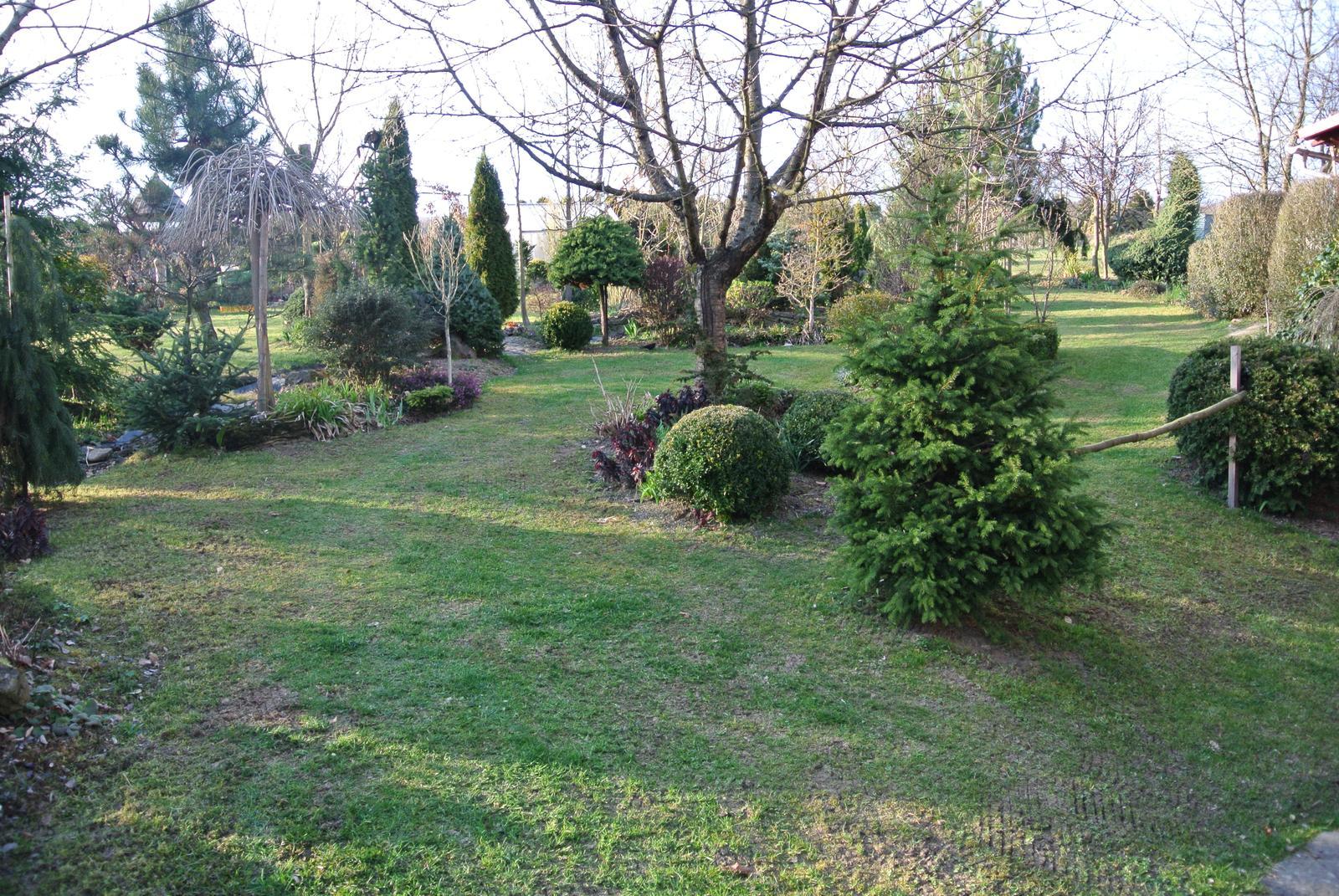 """Okrasná zahrada - můj malý """"ráj"""" - Obrázek č. 36"""