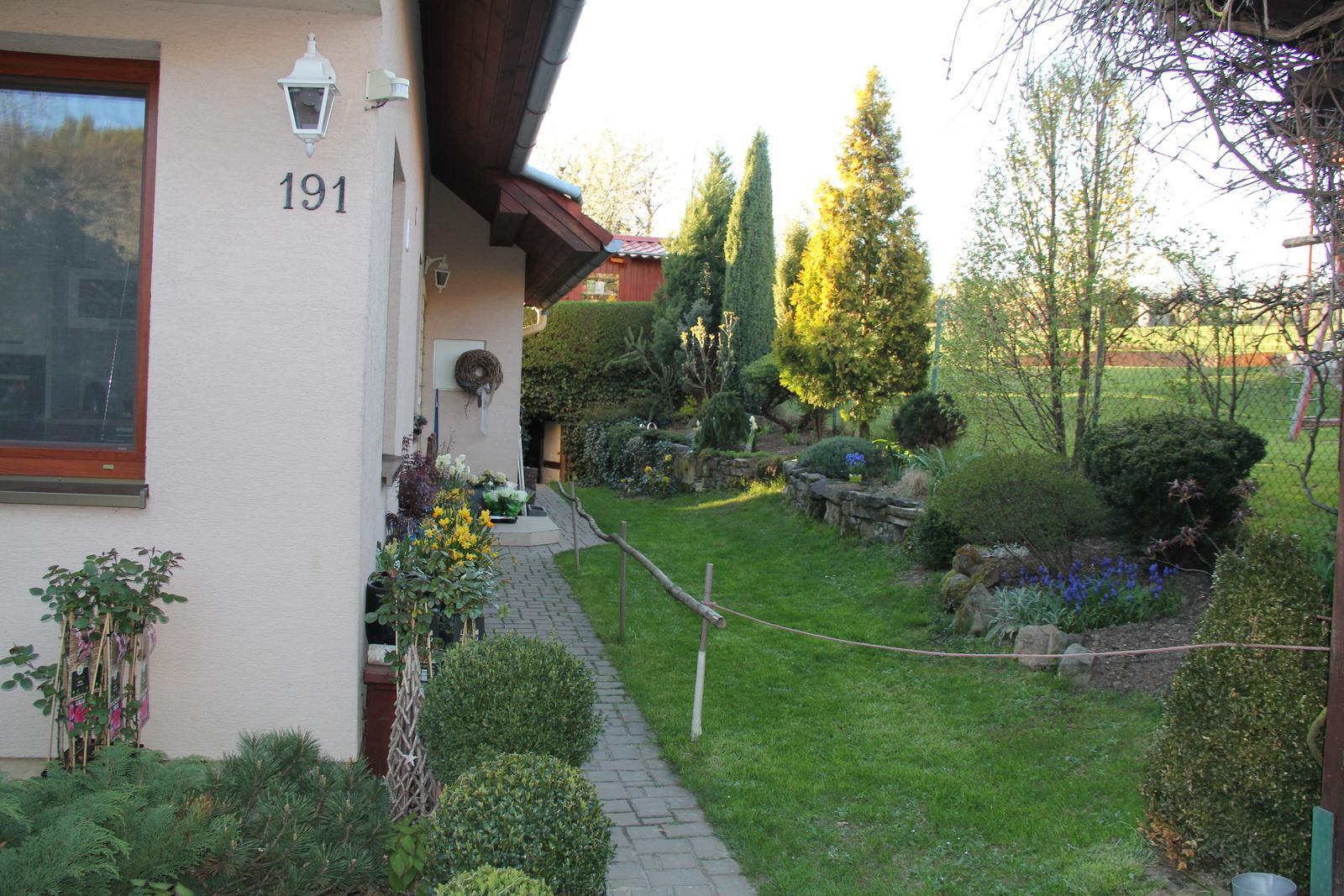 """Okrasná zahrada - můj malý """"ráj"""" - Obrázek č. 91"""