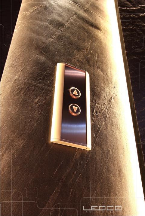 ledco - LED svietidlá v administratívnej budove