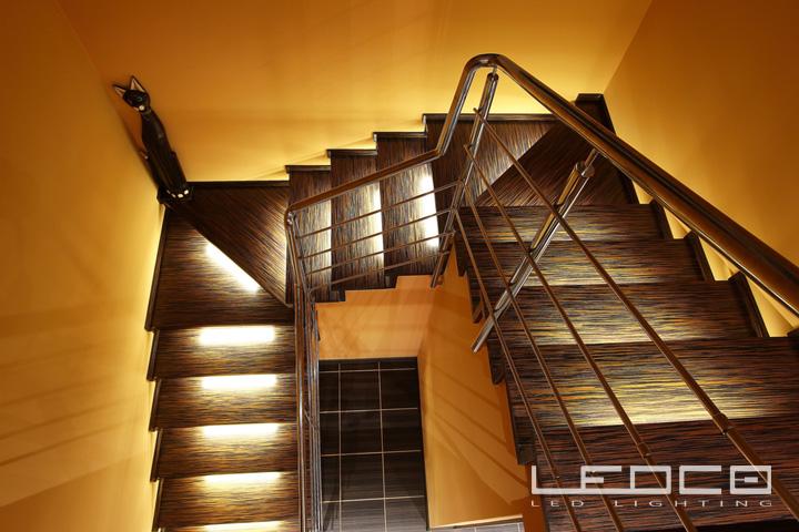 Komplexný návrh LED osvetlenia v rodinnom dome - Komplexný návrh LED osvetlenia v rodinnom dome