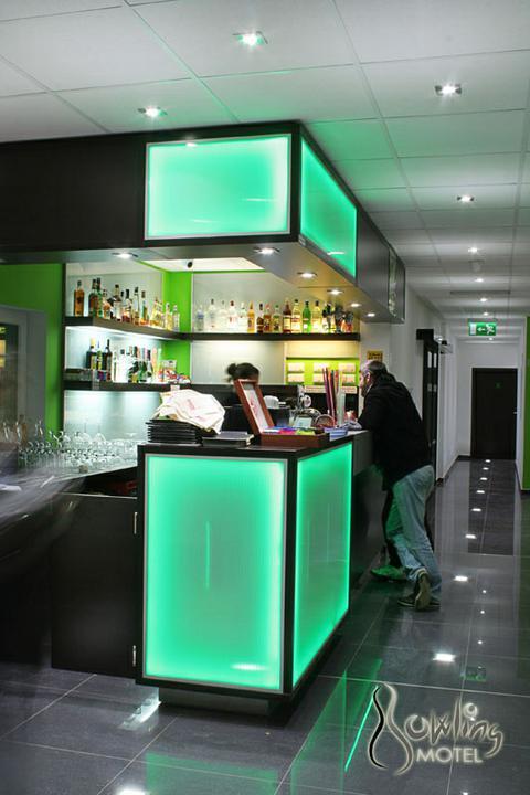 ledco - Kompletná realizácia LED osvetlenia Bowling-Motela v Horných Orešanoch