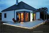 Návrh a reakizácia LED osvetlenia prezentačného domu z dieľne kreatívnych architektov Apex-arch