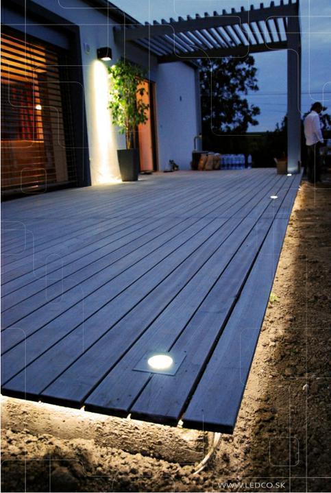 ledco - Návrh a reakizácia LED osvetlenia prezentačného domu z dieľne kreatívnych architektov Apex-arch