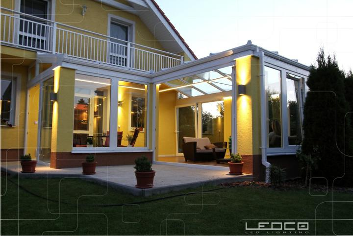 ledco - Projekt LED osvetlenia zimnej záhrady