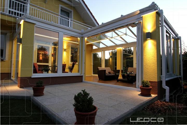 ledco - LED osvetlenie zimnej záhrady. www.ledco.sk
