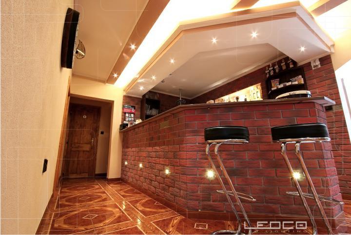 ledco - Dizajnové LED osvetlenie reštaurácie.  www.ledco.sk
