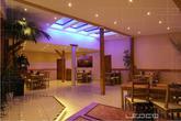 Dizajnové LED osvetlenie reštaurácie.  www.ledco.sk