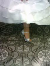 Svatební botky, srandovní s tou fuseklí :)