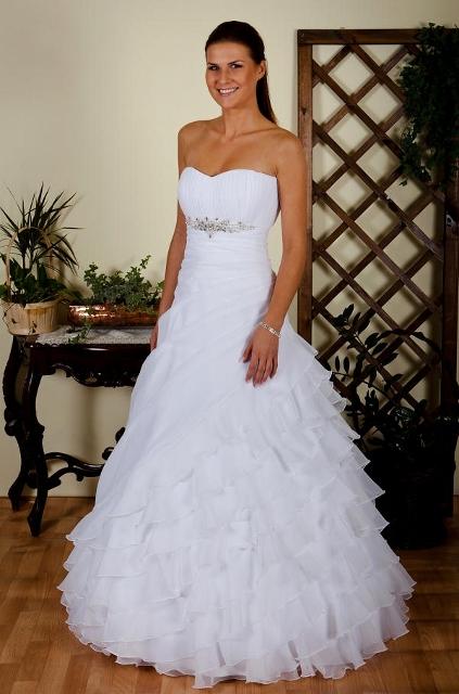 209c83adf GRACIA-predaj svadobných a spoločenských šiat - Model šiat BIBIANA |  Mojasvadba.sk