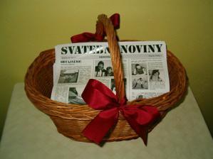 Nase svatebni noviny