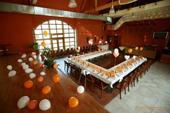 Tady bude hostina a after party :-) Restaurace u rytíře Jakuba :-)