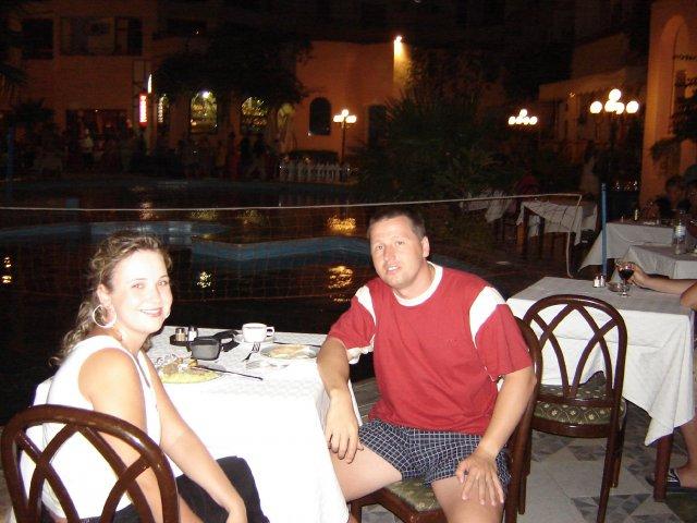 Jana a Martin - A boli aj dalsie spolocne dovolenky:-)