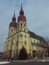 Miesto konania - Dom sv. Mikulasa v Trnave, 30. septembra o pol stvrtej