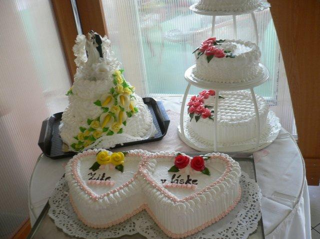 Jana a Martin - pokracovanie - Cast dalsich torticiek...