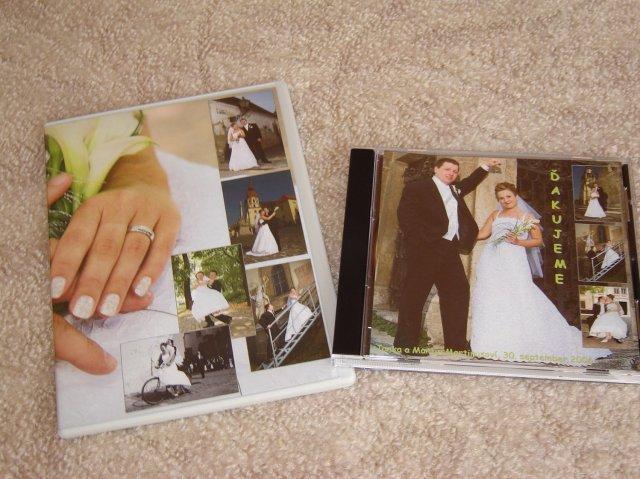 Jana a Martin - pokracovanie - Namiesto dakovnych kariet sme rozdavali fotky a video...